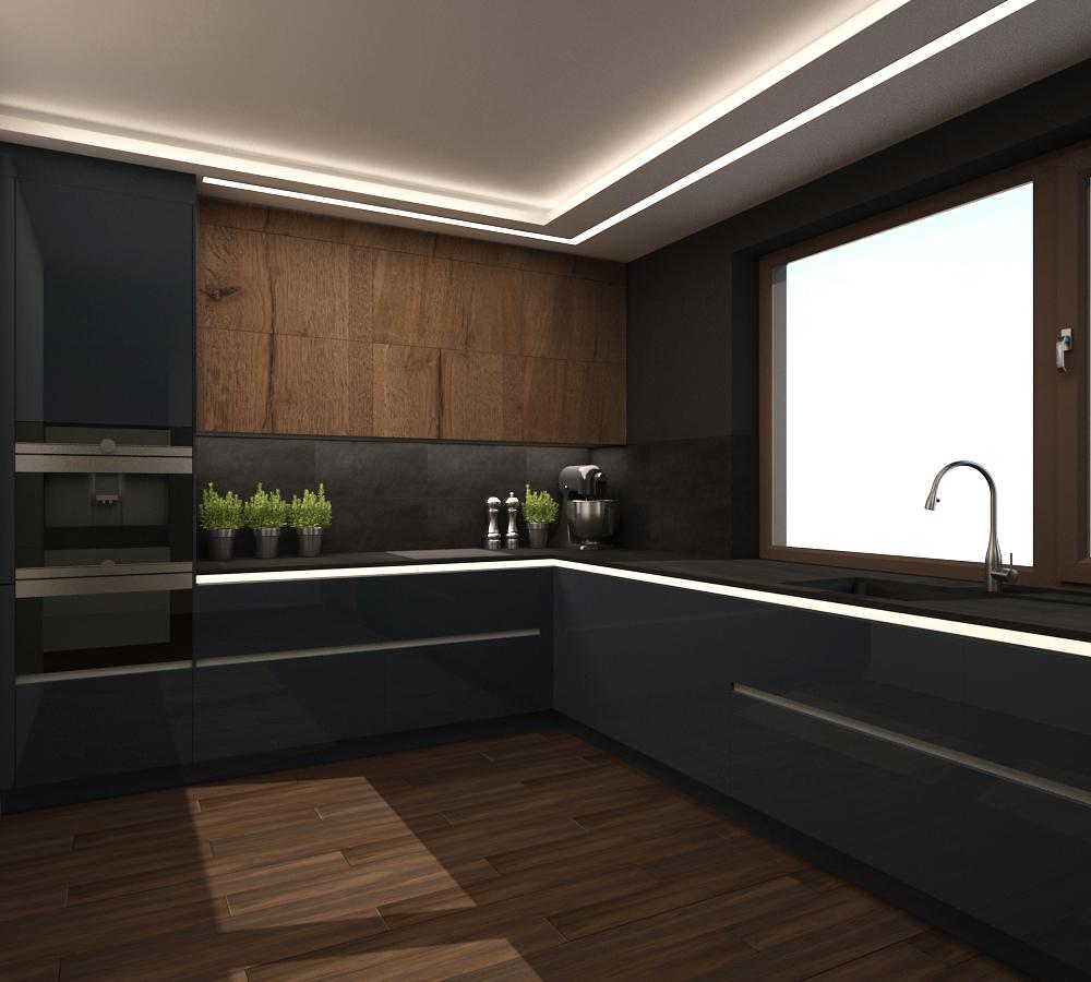 Nasze projekty  Nolte Kuchnie -> Kuchnie Nolte Fronty