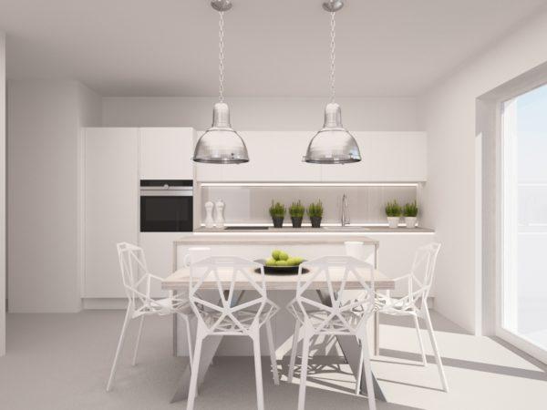 Kolekcja Lux kolor biały