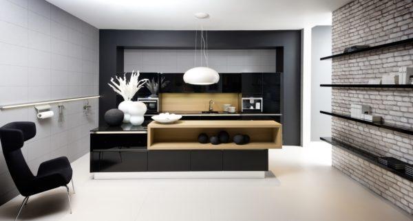 Kolekcja Nova_Lack kolor Czarny